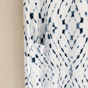 J. Jill Dresses - J.JILL PureJill Cream Diamond Tie Dye Dress
